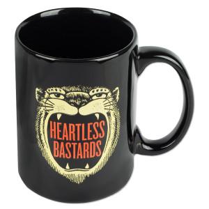 Heartless Bastards Tiger Mug