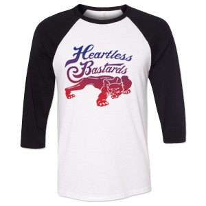 Heartless Bastards Panther Raglan