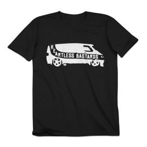 Kid's Heartless Bastards Van T-Shirt