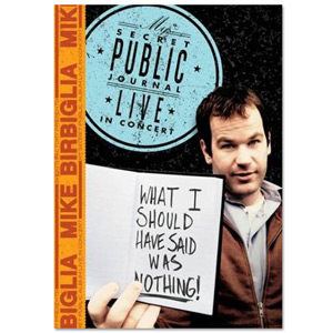 Mike Birbiglia: What I Should Have Said Was Nothing - Tales From My Secret Public Journal DVD
