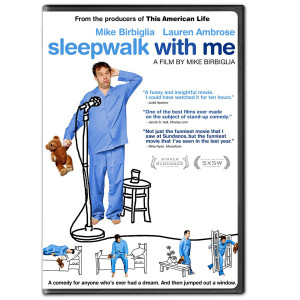 Sleepwalk With Me DVD