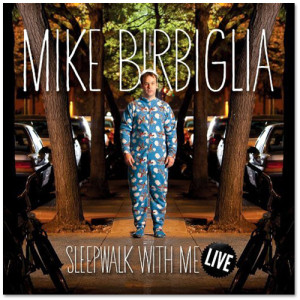 Sleepwalk With Me Live CD