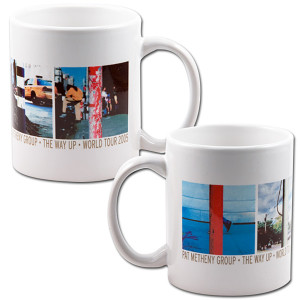 Pat Metheny - The Way Up Mug