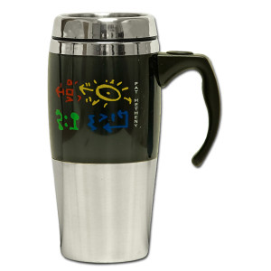 Pat Metheny - Stainless Steel Travel Mug