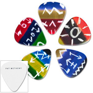 Pat Metheny - Signature Watercolors Picks