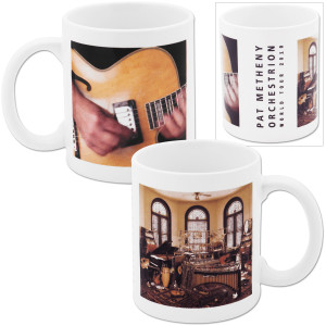 Pat Metheny - Orchestrion Mug