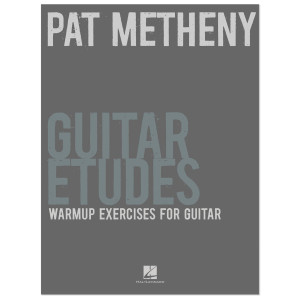 Pat Metheny - Guitar Etudes Songbook