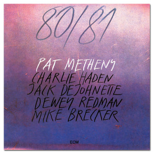 Pat Metheny - 80/81<br> (2 Disc) CD