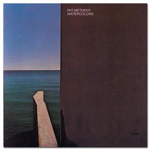 Pat Metheny - Watercolors CD