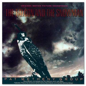 The Falcon And The Snowman: Original Motion Picture Soundtrack CD