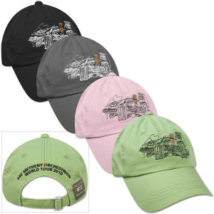 Pat Metheny Orchestrion Embroidered Hat