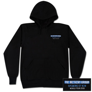 Pat Metheny - Speaking of Now Hooded Sweatshirt