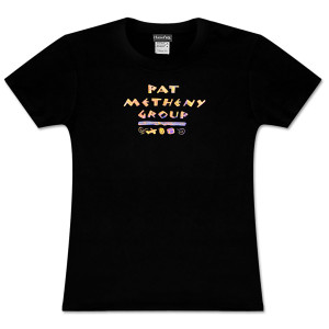 Pat Metheny Group Girly T-Shirt