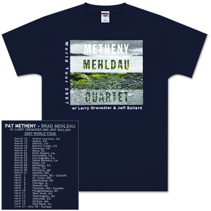 Metheny Mehldau - Quartet T-Shirt