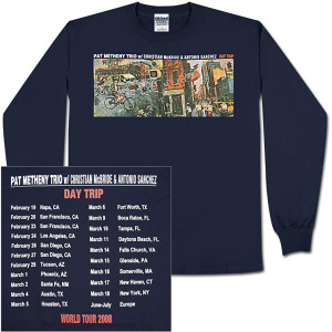 Pat Metheny - Day Trip Long Sleeve