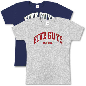 Girl's Collegiate Shirt