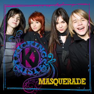 Kicking Daisies - Masquerade Digital Single