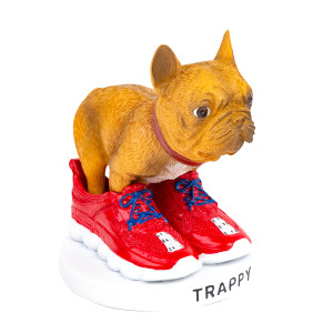 Trappy Reaction Bobblehead