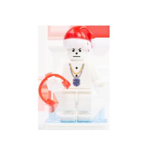 Jeezy Snowman Minifigure