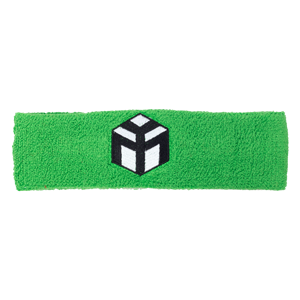 Young Money Green Sweatband