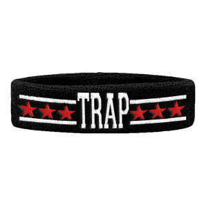 TRAP All Stars Sweatband [Black]