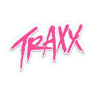 Traxx Logo Sticker