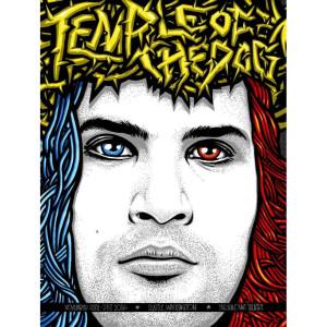 Seattle 2016 Tour Poster
