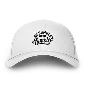 Humble Dad Hat [White]