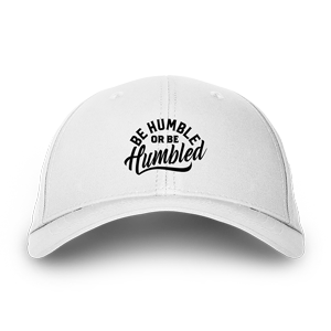 Humble Dad Hat [White]