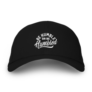 Humble Dad Hat [Black]