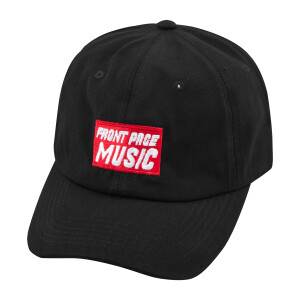 Front Page Music Dad Hat
