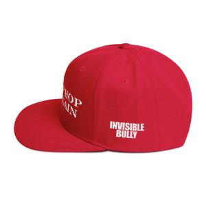 Make Hip Hop Snapback Hat