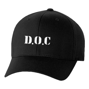 D.O.C. Dad Hat [Black]