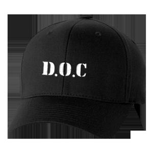 D.O.C. Dad Hat [Black]
