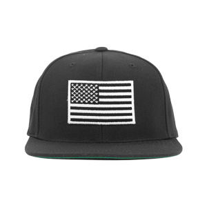 JEEZY Flag Snapback Hat
