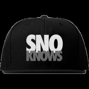 SnoKnows Snapback  + TM104 Digital Download