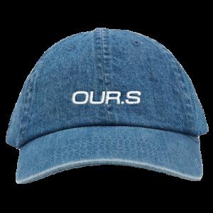OUR.S Denim Dad Hat