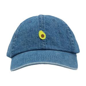 Avocado Denim Hat