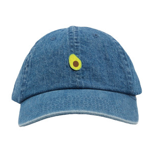 Avocado Denim Hat