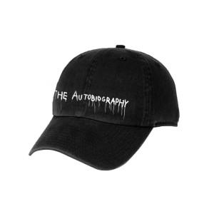 The Autobiography Hat [Black]