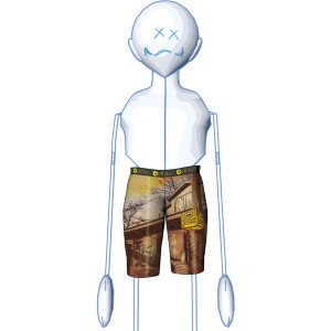 ROGTTL Cover Ethika Underwear