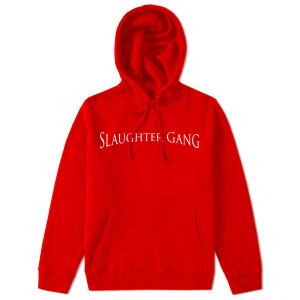 Slaughter Gang Red Hoodie
