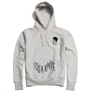 Issa Knife Hoodie
