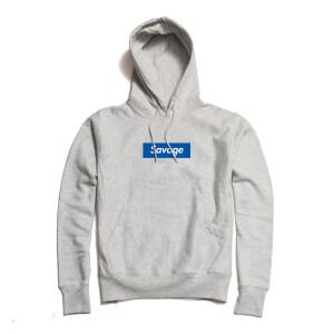 Savage Box Hoodie [Grey]