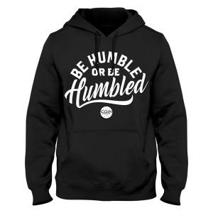 Humble Pullover Hoodie [Black]
