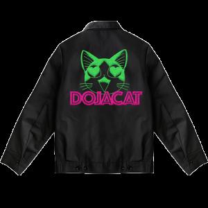 Doja Cat Embroidered Dickies Jacket