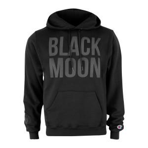 Black Moon Hoodie (Black)