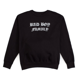 Bad Boy Family Olde English Crewneck Sweatshirt