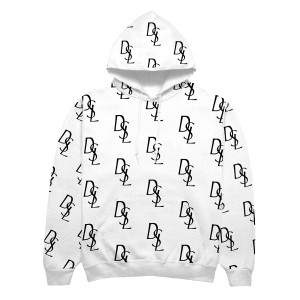DSL Allover Hoodie