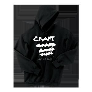 Craft Hoodie [Black]